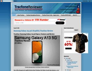 tracfonereviewer.blogspot.in screenshot