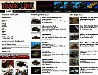 track-link.com screenshot