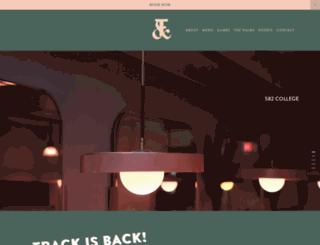 trackandfieldbar.com screenshot