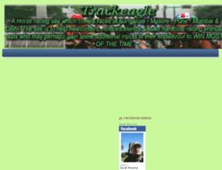 trackeagle.blogspot.in screenshot