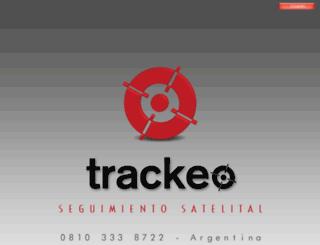 trackeo.com.ar screenshot