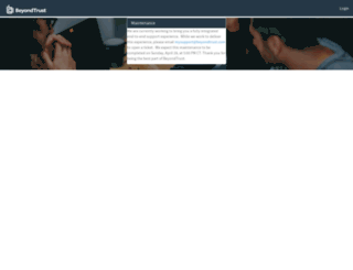 tracker.bomgar.com screenshot