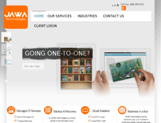 tracker.gojawa.com screenshot