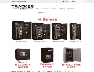 trackersafe.com screenshot