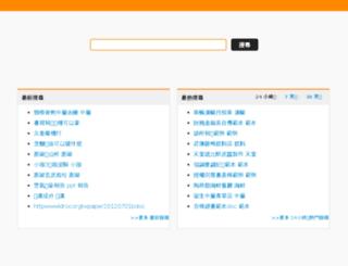 trackeyword.com screenshot