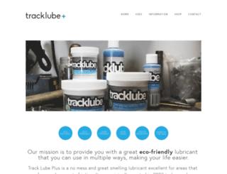 tracklubeplus.com screenshot