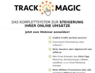 trackmagic.de screenshot