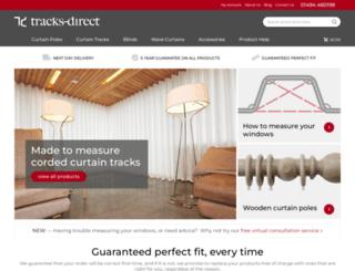 tracks-direct.com screenshot