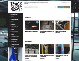 tracksupermarket.com screenshot