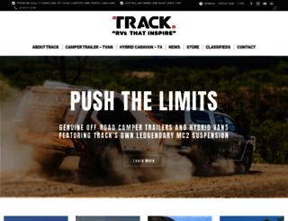 tracktrailer.com.au screenshot