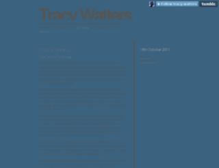 tracy-watters.tumblr.com screenshot