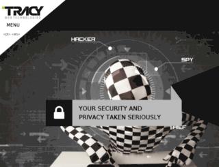 tracy.com.br screenshot