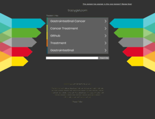 tracygist.com screenshot