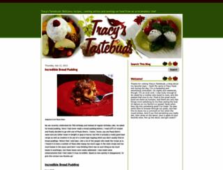 tracystastebuds.blogspot.com screenshot