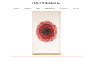 tracywilliamsltd.com screenshot