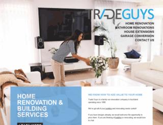 trade-guys.co.nz screenshot