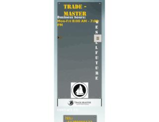 trade-master.com.au screenshot
