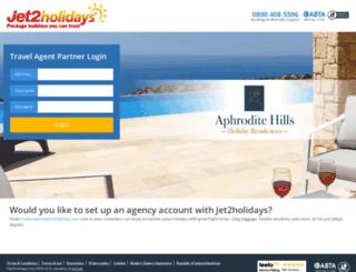 trade.jet2holidays.com screenshot