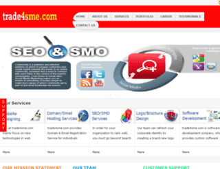 trade4sme.com screenshot