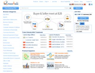 trade4web.com screenshot