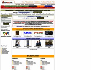 tradeboss.com screenshot