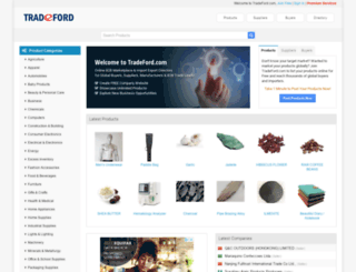tradeford.com screenshot