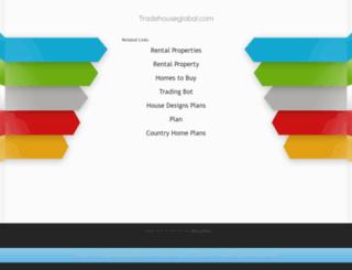 tradehouseglobal.com screenshot