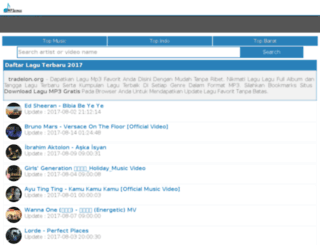 tradelon.org screenshot