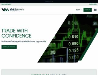 trademarkets.com screenshot