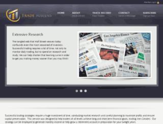 trademavens.com screenshot