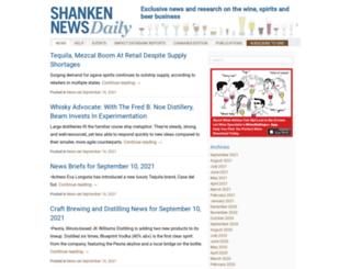 tradenewsonline.com screenshot