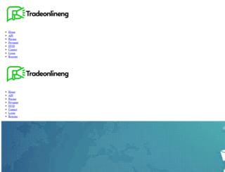 tradeonlineng.com screenshot