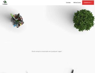 tradepar.com.br screenshot