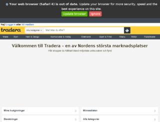 traderamotor.com screenshot