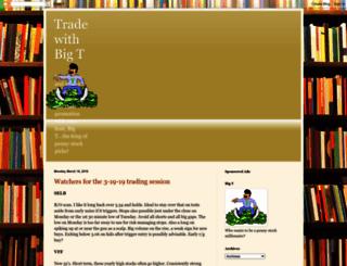 traderbigt.blogspot.com screenshot