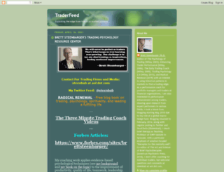 traderfeed.blogspot.kr screenshot