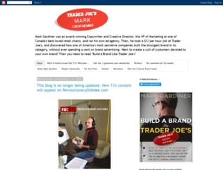 traderjoessecrets.blogspot.com screenshot