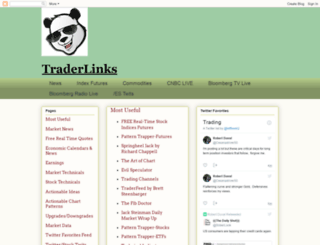 traderlinks.com screenshot