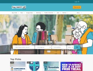 traderoo.com.au screenshot