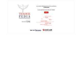 traderpedia.it screenshot