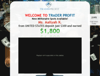 traderprofit.net screenshot