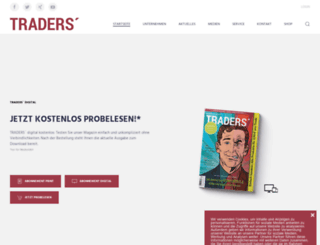 traders-mag.com screenshot