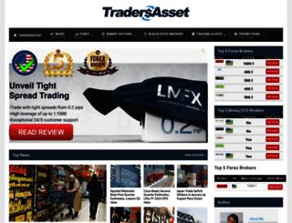 tradersasset.com screenshot