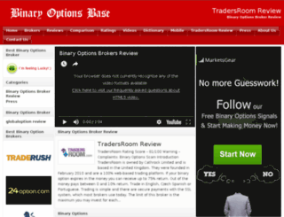 tradersroomreviewed.com screenshot