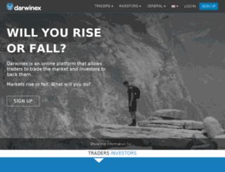 tradeslide.com screenshot