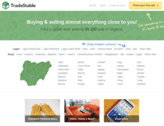 tradestable.com.ng screenshot