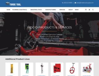 tradetoolsupply.com screenshot