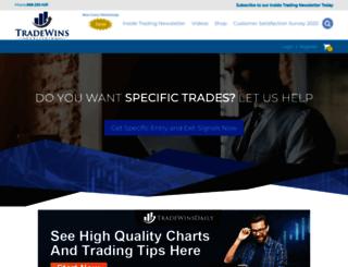 tradewins.com screenshot