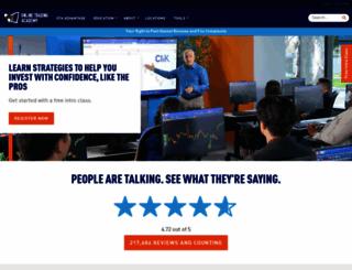 tradingacademy.com screenshot