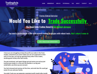 tradingaxis.com screenshot